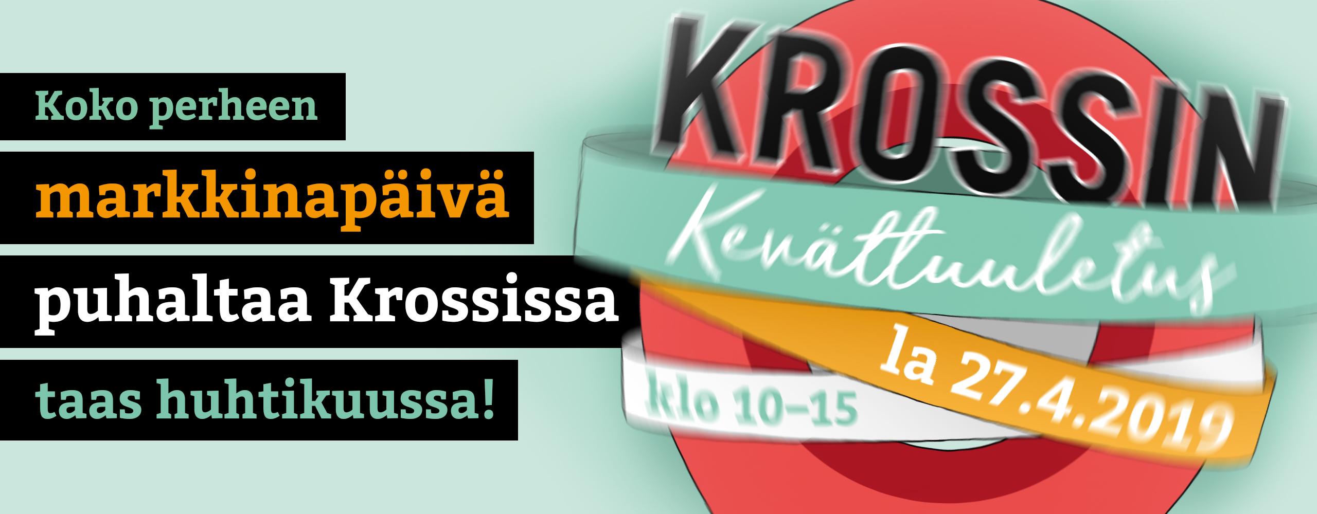 Krossin yritysalue Kaarinassa