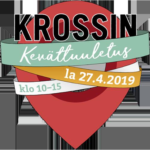 Krossin Kevättuuletus la 21.4.2018 klo 10–15