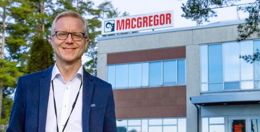 MacGregor kerää seudun parhaat osaajat Krossiin